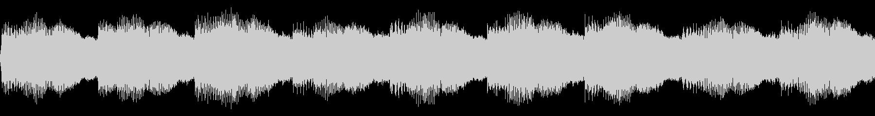 【緊急時】アラート音の未再生の波形