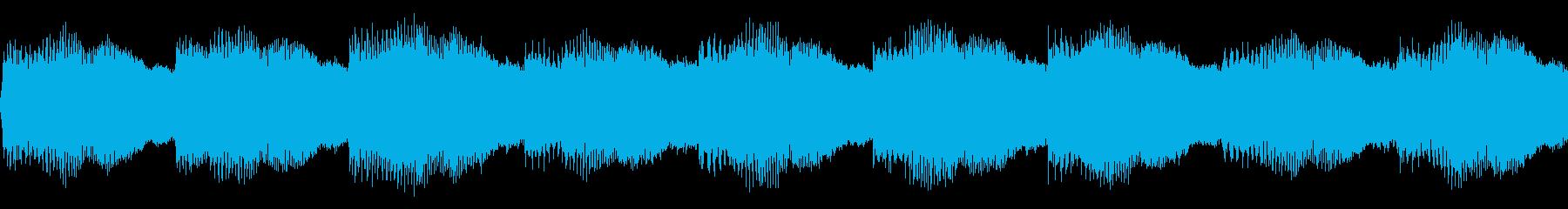 【緊急時】アラート音の再生済みの波形