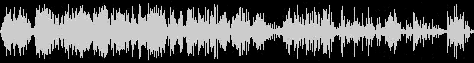 ゴム風船:ヘビーラブズアンドスキー...の未再生の波形