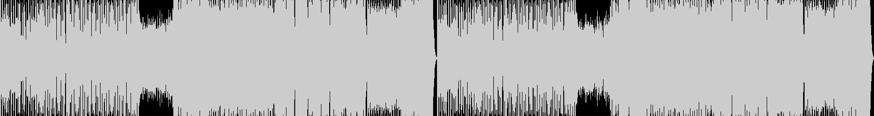 逆境からの挑戦・ループ、ゲーム・CMの未再生の波形