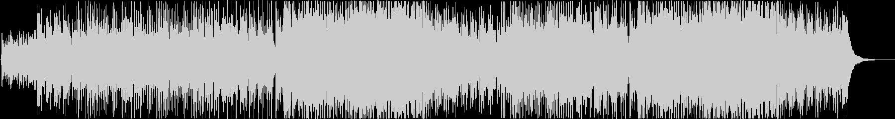 ピアノが煌びやかなジャズワルツaの未再生の波形