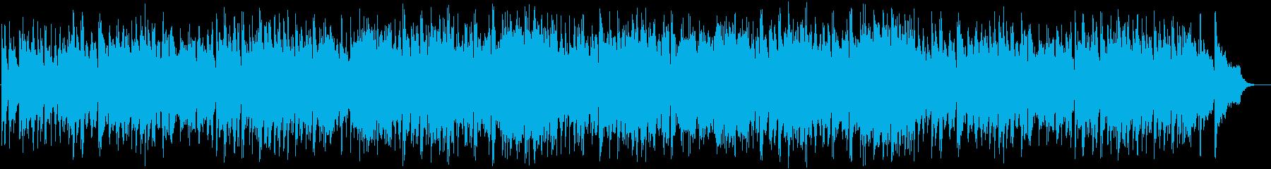 聞きなれた旋律でスローフォックスをの再生済みの波形