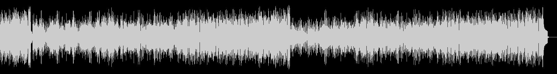 懐かしさに浸るジャズ(フルサイズ)の未再生の波形