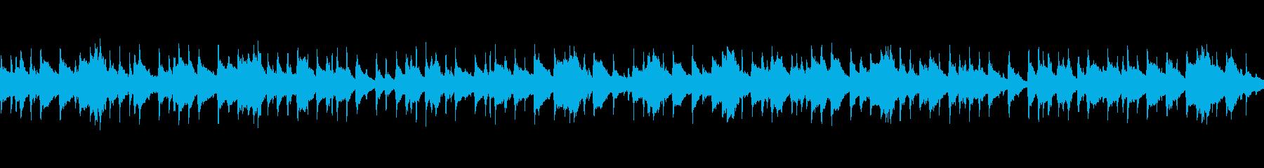 童謡紅葉を琴でより和風に ループの再生済みの波形
