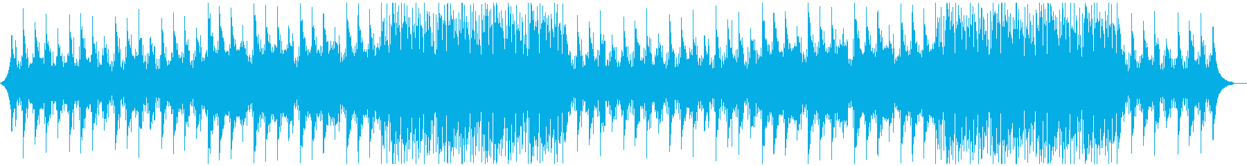 コーポレートに 爽やかでわくわくする楽曲の再生済みの波形