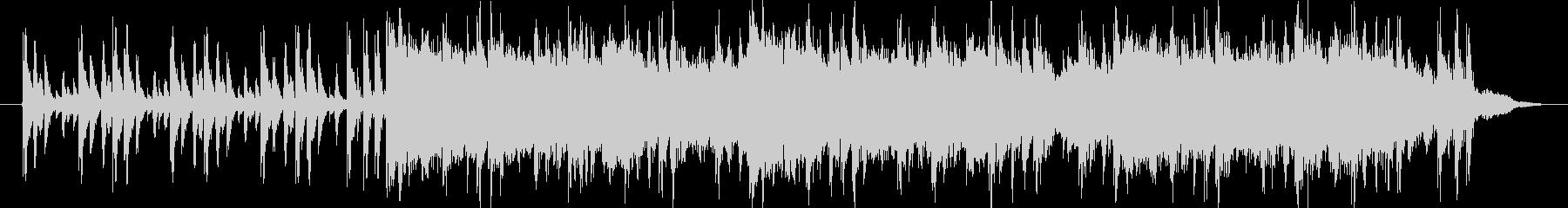 トーク用BGM(ドラムンベース、ポップ)の未再生の波形