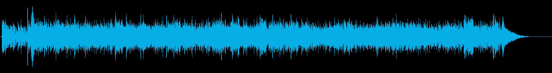 カントリーなアコギ 喧嘩カジノ酒場の再生済みの波形