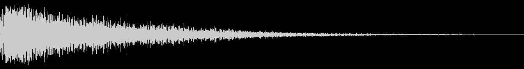 ジェーン(決定_01)の未再生の波形