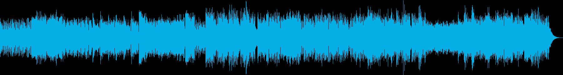 パイプオルガンと不思議なオーケストラの再生済みの波形