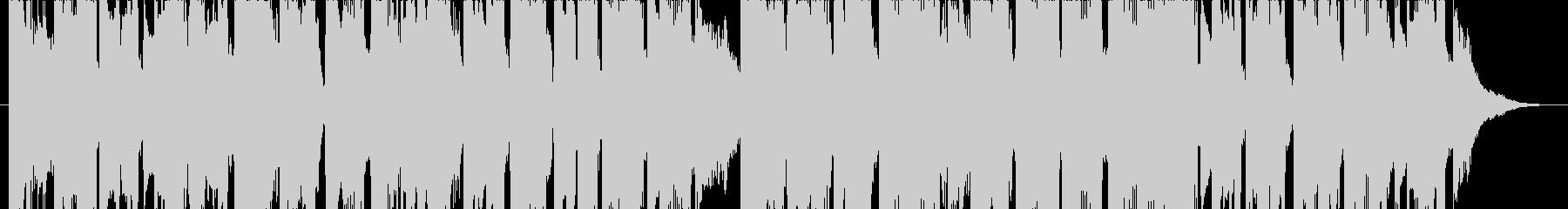 クリスタルバックル。の未再生の波形