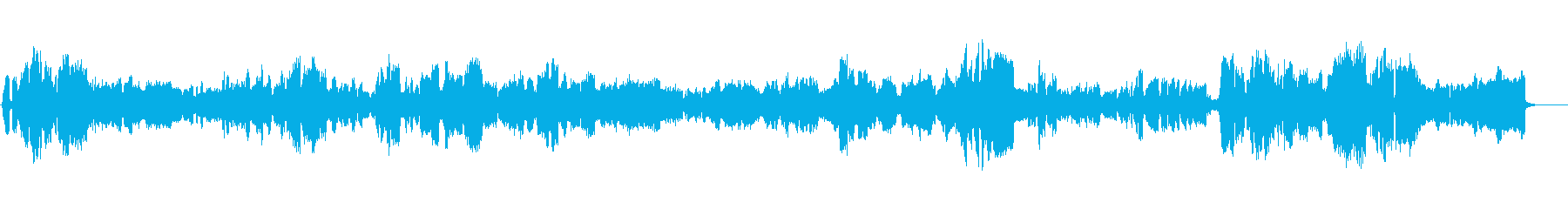 A lively song that expresses the joy of the arrival of the summer sun's reproduced waveform