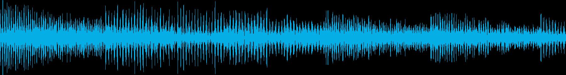 AMGアナログFX10の再生済みの波形
