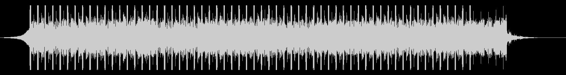 モダンコーポレート(ショート)の未再生の波形