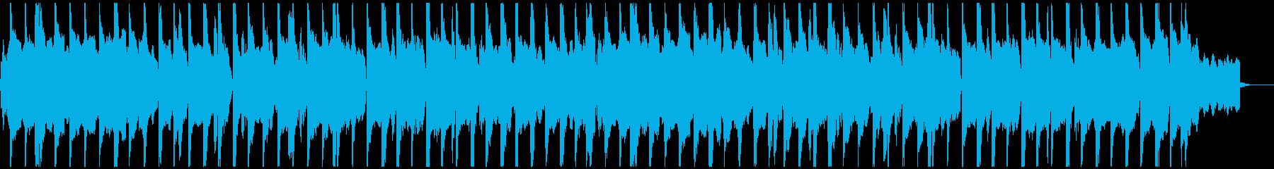 海をイメージした曲です。の再生済みの波形