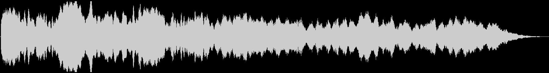 PADS プラックンクリーク01の未再生の波形