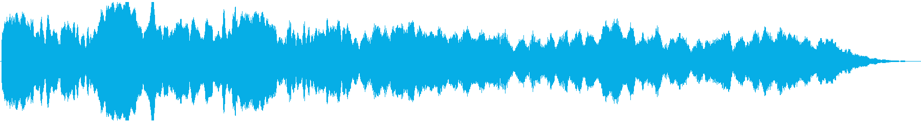 PADS プラックンクリーク01の再生済みの波形
