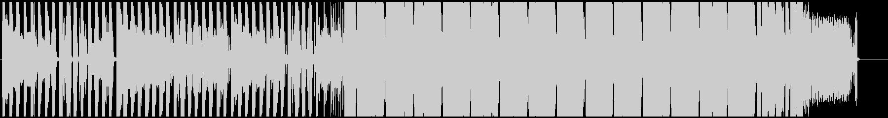 ハウス ダンス プログレッシブ バ...の未再生の波形
