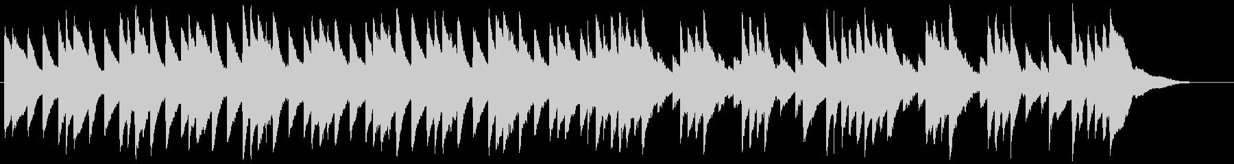 流行のコンセプトムービーBGMサウンド④の未再生の波形