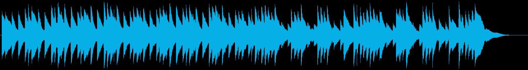 流行のコンセプトムービーBGMサウンド④の再生済みの波形