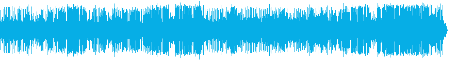 朝の情報向けポップロックの再生済みの波形