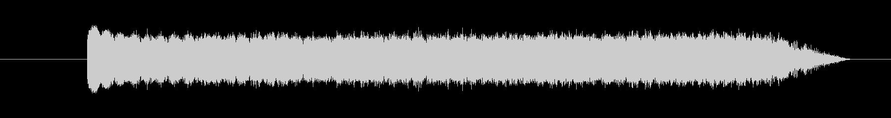 機械 タイルカッター合成05の未再生の波形