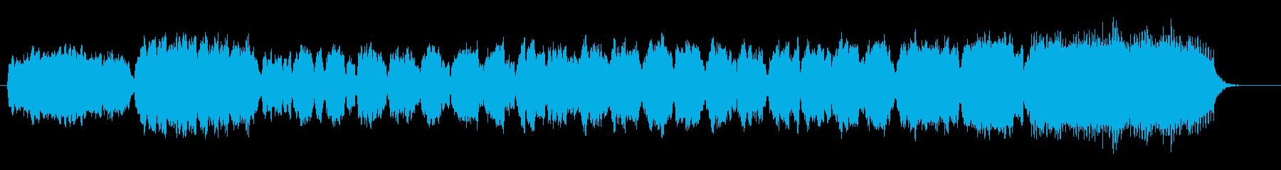 バイオリンビオラチェロのオリジナル三十奏の再生済みの波形