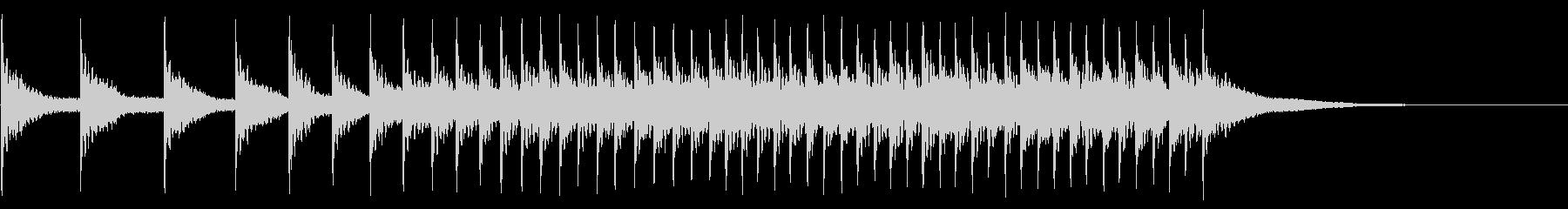 ティンパニ:ハードアクセラレーショ...の未再生の波形