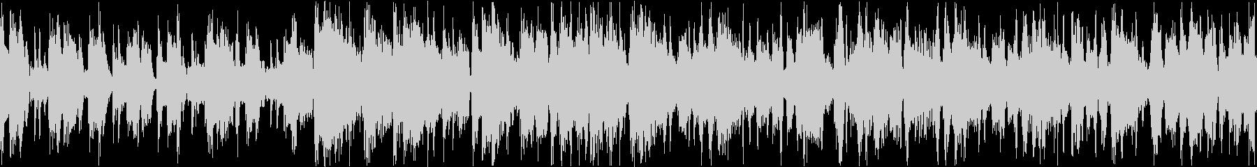 スマートな大人ジャズトラックの未再生の波形