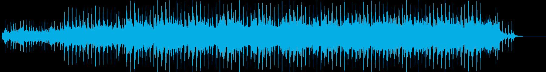 クール、挑戦、刺激的、VP系30Dの再生済みの波形