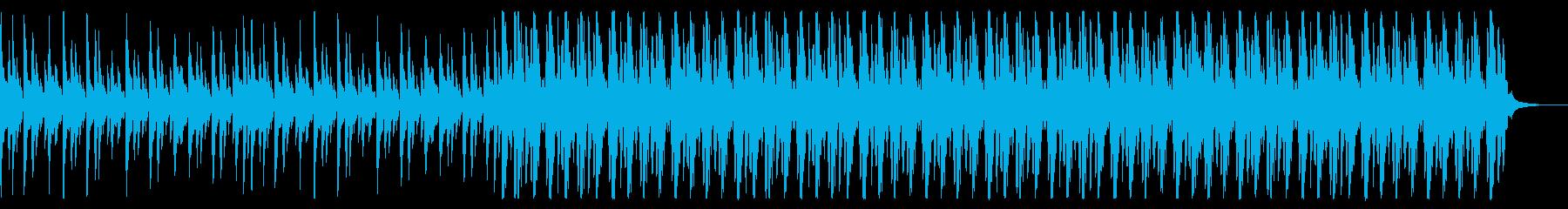 古代遺跡/ジャングル_No664_2の再生済みの波形