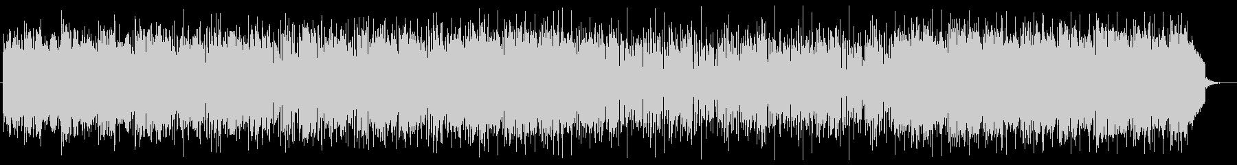 ストリングスによるバラードの未再生の波形