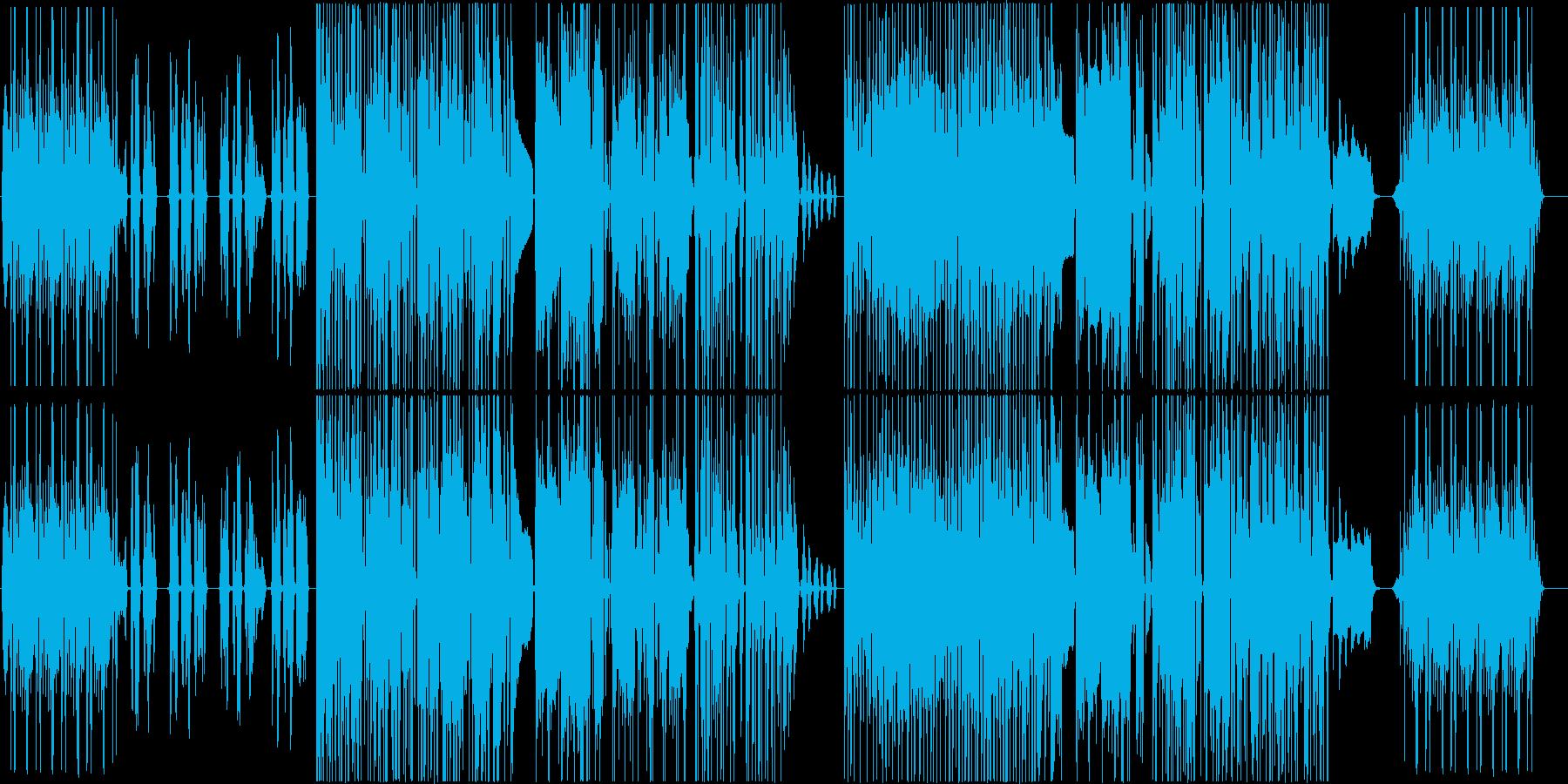 Rock'n Riverの再生済みの波形
