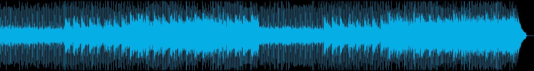 Corporate Guitar 145の再生済みの波形