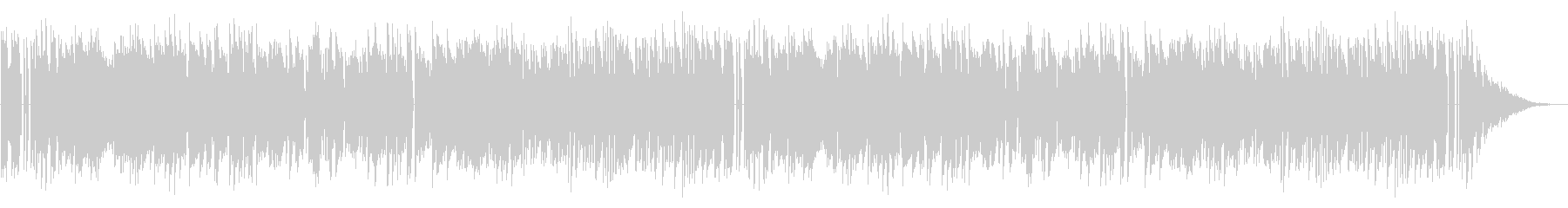 NES STG C02-1(ステージ1)の未再生の波形