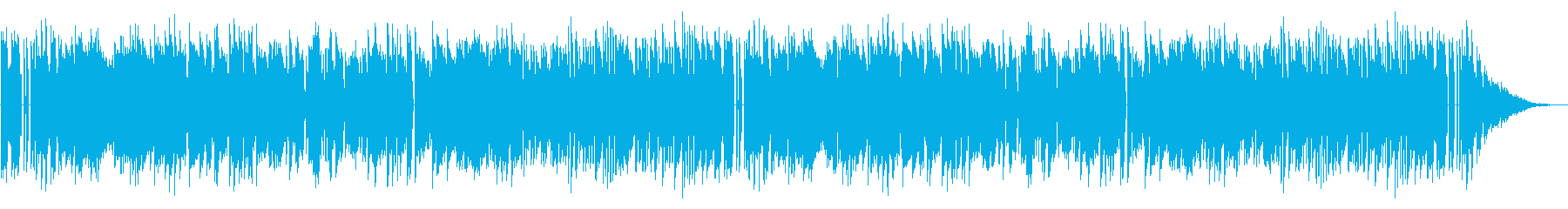 NES STG C02-1(ステージ1)の再生済みの波形