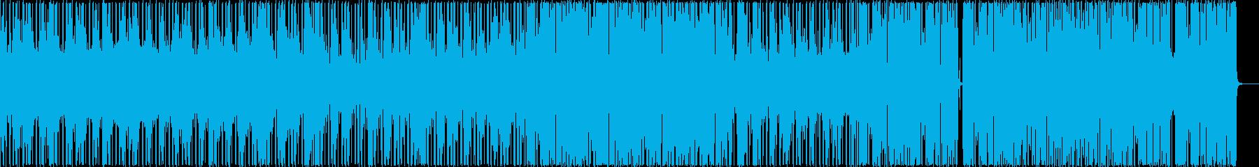 スローでリラックス、休憩場面に合うポップの再生済みの波形
