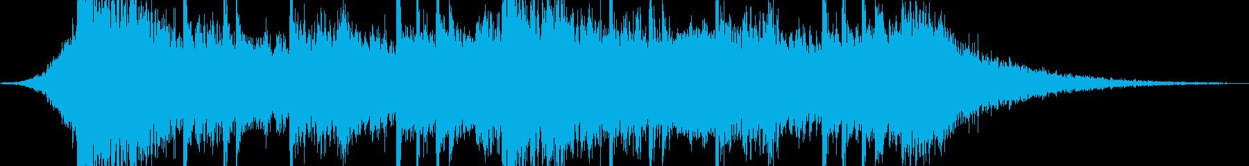 Hollywood Orchestra 2の再生済みの波形