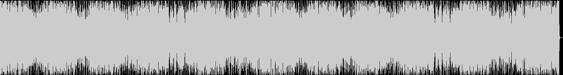 Ikeike / fast jazz / quiet's unreproduced waveform