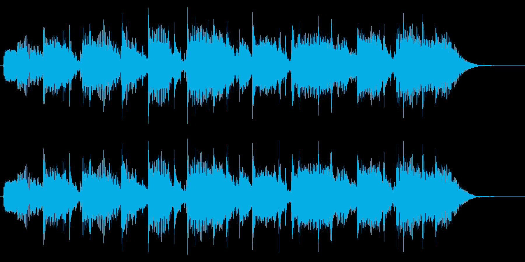 ハッピー/Pop/楽しい/ギター/爽やかの再生済みの波形