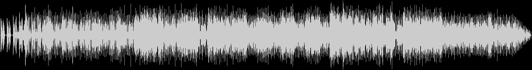 ランニングハウス。の未再生の波形