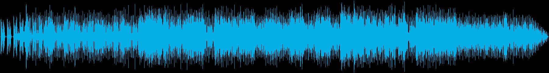 ランニングハウス。の再生済みの波形