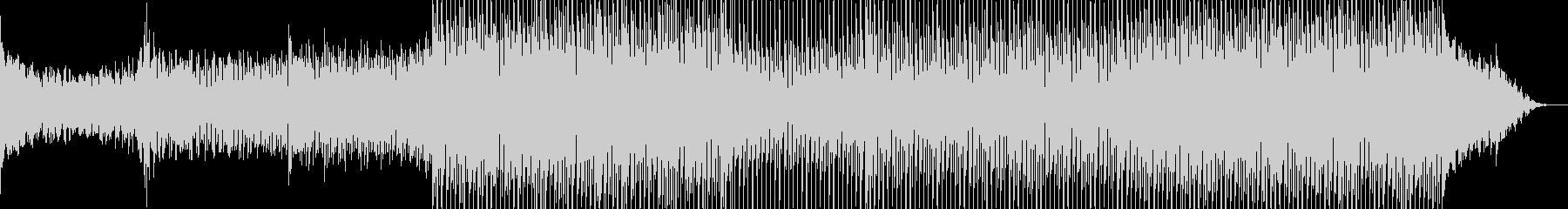 現代的で都会的なクラブ系EDM-13の未再生の波形