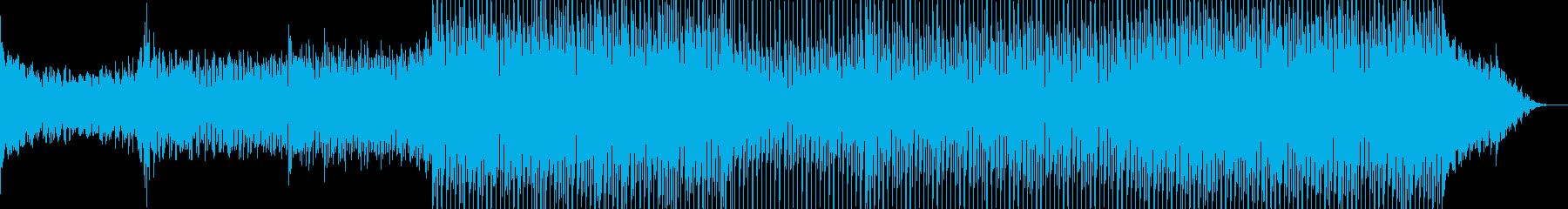 現代的で都会的なクラブ系EDM-13の再生済みの波形