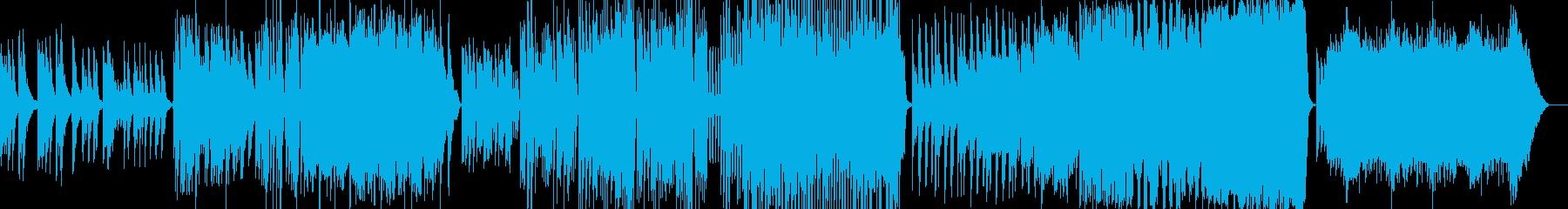 ピアノと弦楽器の為の古風な小品集の再生済みの波形