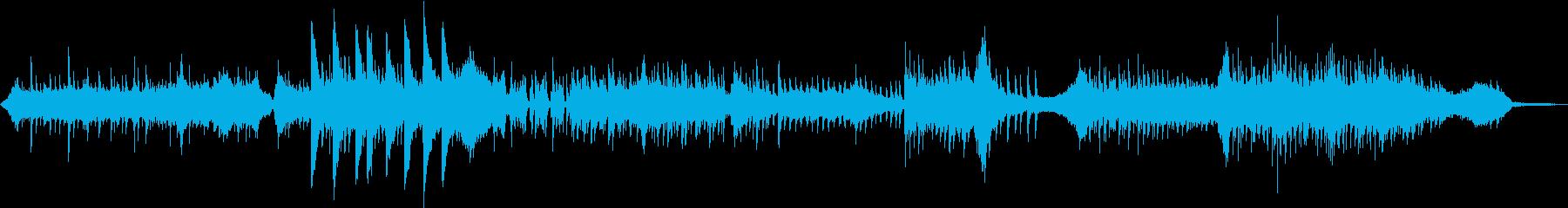 ワルシャワな音とドラマチックな合唱...の再生済みの波形