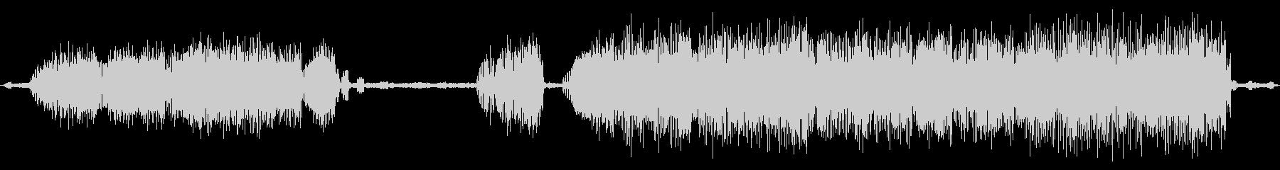 環境音 ウォーターホールナイトバー...の未再生の波形