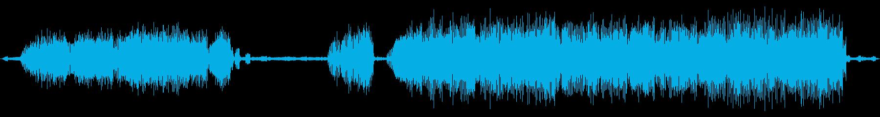環境音 ウォーターホールナイトバー...の再生済みの波形