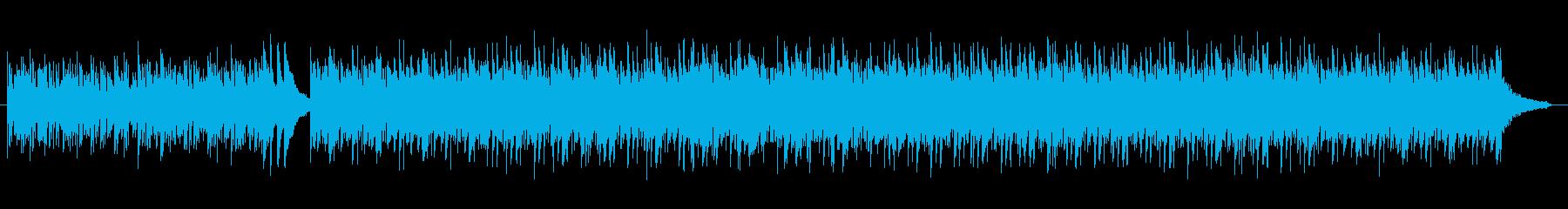 【変拍子】パーティー、ピアノの再生済みの波形