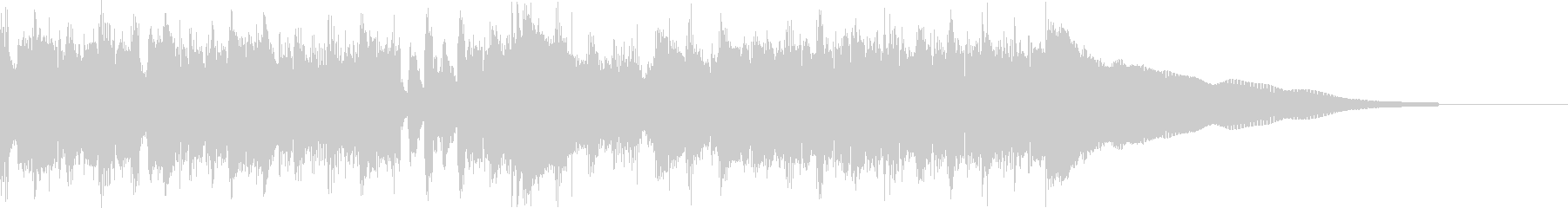 カントリー風ギターイントロ−07Dの未再生の波形