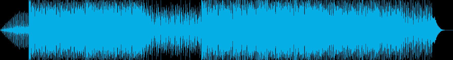 ディスコ ダンス ビンテージ シン...の再生済みの波形